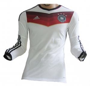 Deutschland Trikot DFB 2014/15 Home Adizero Player Issue Adidas Langarm