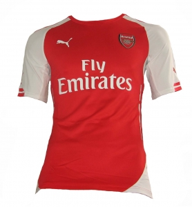 Arsenal London Trikot Home Puma 2014/15 Authentic Version