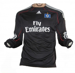 Hamburger SV Torwart Trikot Spieleredition 2009/10 Adidas Formotion