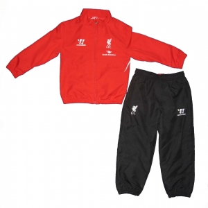 FC Liverpool Präsentationsanzug 2014/15 Warrior Kindergröße