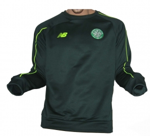 Celtic Glasgow Trainings Sweatshirt Midnight Pine New Balance 2015/16