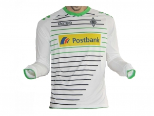 Borussia Mönchengladbach Trikot 2013/14 Home Lotto Spieleredition