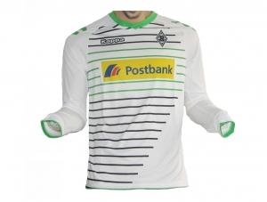 Borussia Mönchengladbach Trikot 2013/14 Home Kappa Spieleredition