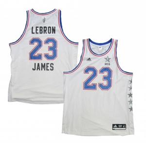NBA All Stars Trikot Lebron James Adidas 2015 New York
