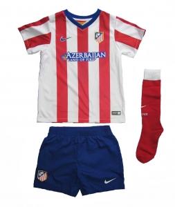 Atlético Madrid Minikit/Trikot Set Home Nike 2014/15