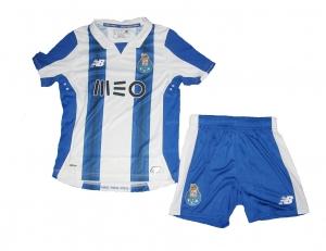 FC Porto Minikit Trikot Set Kindergröße 2016/17 Home New Balance