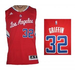 LA Clippers NBA Swingman Trikot Away Adidas Blake Griffin