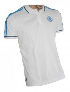 DFB Deutschland Poloshirt Adidas White 2014/15