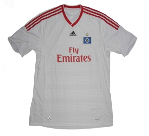 Hamburger SV Trikot 2009/10 Home Adidas
