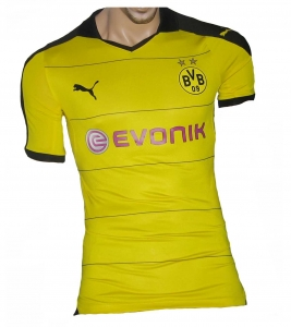 Borussia Dortmund Trikot Home Puma 2015/16 Authentic Version