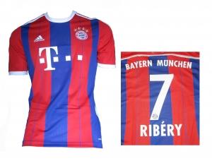 FC Bayern München Trikot Home 2014/15 Adidas Ribéry