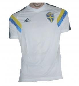 Schweden Training Trikot 2013/14 Adidas