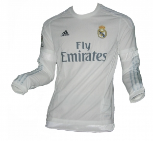 Real Madrid Trikot Home 2015/16 Longsleeve Adidas