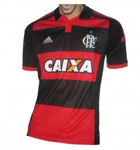 CR Flamengo Rio de Janeiro Trikot 2014/15 Home Adidas