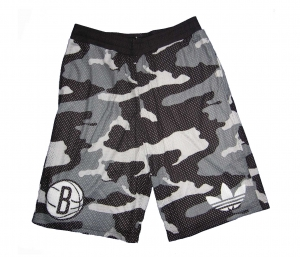 Brooklyn Nets Adidas Shorts NBA