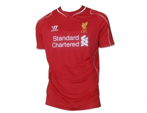 Liverpool FC Trikot 2014/15 Home Warrior
