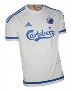 FC Kopenhagen/ FC København Trikot 2015/16 Home Adidas *ausverkauft*