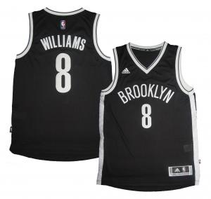 Brooklyn Nets NBA Swingman Trikot Adidas Deron Williams