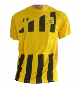 Aris Thessaloniki FC Trikot Home 2011/12 Under Armour