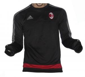 AC Mailand Trainingstop Sweatshirt 2015/16 Adidas