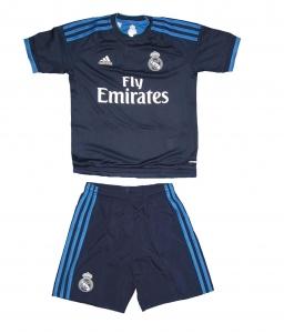 Real Madrid Basketball Kinder Trikot Set Minikit 201516 Adidas