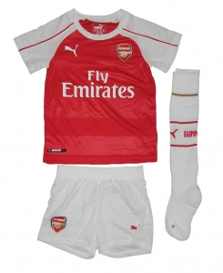 Arsenal London Minikit Trikot Set Home Puma 2015/16