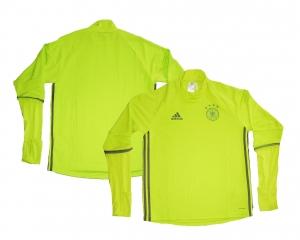 Deutschland DFB Trainingstop Sweatshirt 2015/16 Adidas
