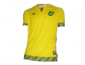 Jamaika Trikot 2015/16 Nationalmannschaft Home The Reggae Boyz