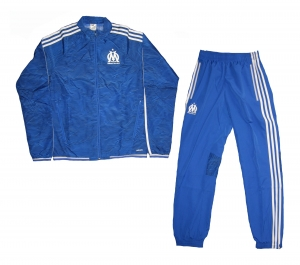 Olympique Marseille Trainingsanzug/Präsentationsanzug Adidas 2015/16