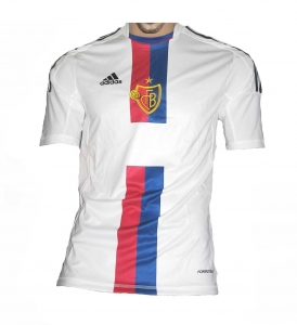 FC Basel Trikot Away Spieleredition Adidas 2013/14