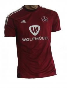 1. FC Nürnberg Trikot 2015/16 Home Adidas