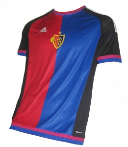 FC Basel Trikot Home Spieleredition Adidas 2015/17