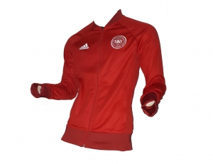Dänemark DBU Trainingsjacke Anthem Adidas 2015/16