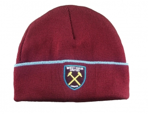 West Ham United Mütze/Bronx Hat