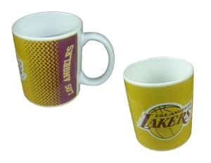 Los Angeles Lakers NBA Kaffeebecher