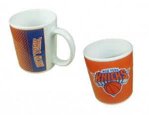 New York Knicks NBA Kaffeebecher