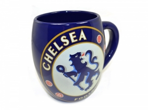 Chelsea London FC Kaffeebecher
