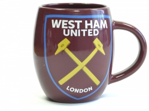 West Ham United Kaffeebecher