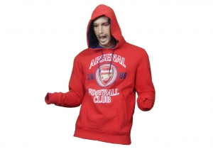 Arsenal London Sweatshirt Hoodie Puma