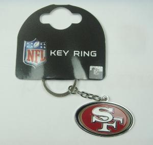 San Francisco 49ers NFL Schlüsselanhänger
