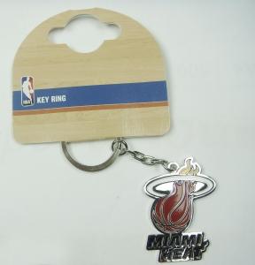 Miami Heat NBA Schlüsselanhänger
