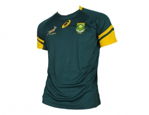 Südafrika Rugby Trikot Asics Springboks