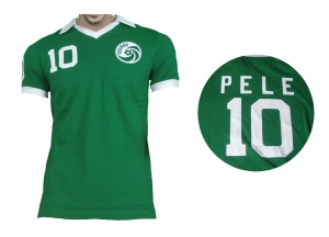 Cosmos New York Retro Pelé Trikot Umbro