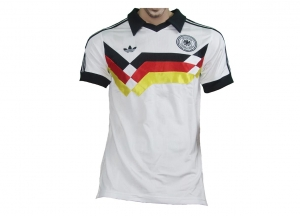 Deutschland DFB Retro Trikot 1990 Home Adidas