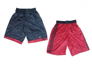 Adidas Basketball Shorts/Short GTX Wendeshorts Red/Black