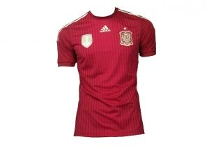 Spanien Trikot Nationalmannschaft 2013/14 adiZero Adidas