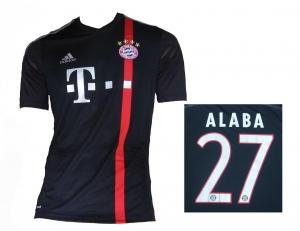 FC Bayern München Trikot 3rd CL 2014/15 Adidas David Alaba