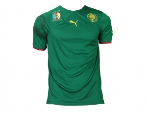 Kamerun Trikot 2010 Nationalmannschaft Home Puma