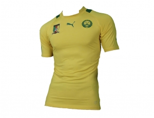 Kamerun Trikot 2013 Nationalmannschaft Away Puma