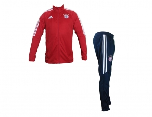 FC Bayern Trainingsanzug Teamline Adidas 2017/18